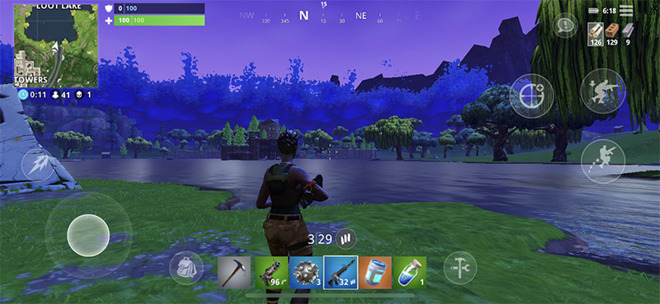 Fortnite Ios Game As Good As Pc Techyfolios Battle royale by epic games. fortnite ios game as good as pc techyfolios